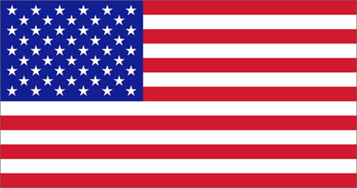 American flag animated. Free gifs animations patriotic