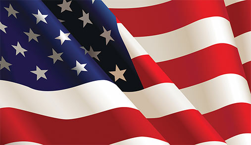 Free American Patriotic Clipart - Proud To Be American