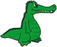 free alligator graphics animated alligators clipart rh fg a com alligator clip art for kids alligator clip art for teachers