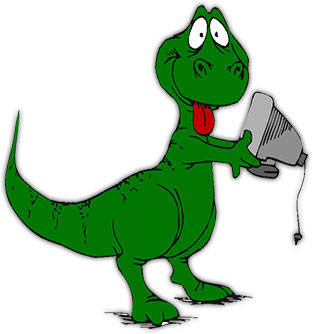 Free dinosaur animations dinosaur clipart gifs for Free clipart animations