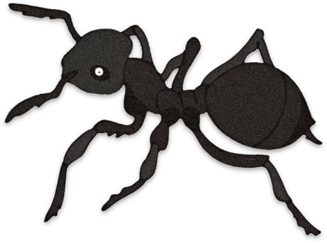free ant clipart black ants rh fg a com clip art ants and spiders clipart antique tractor pull