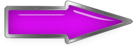 Free arrow animations clipart deep purple arrow with steel trim following the arrows negle Image collections