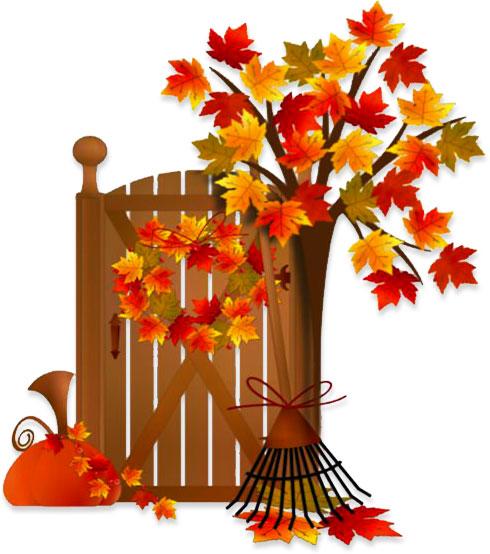 Free Fall Clipart - Animations - Autumn Clip Art