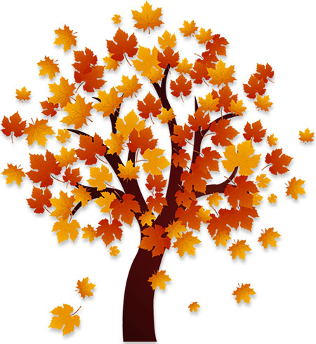 Free Fall Clipart - Animations - Autumn Clip Art