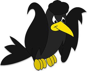 Free Animated Bird Gifs Bird Animations Clipart