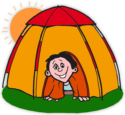 Free Camping Gifs Camping Animations Clipart - Camping clip art