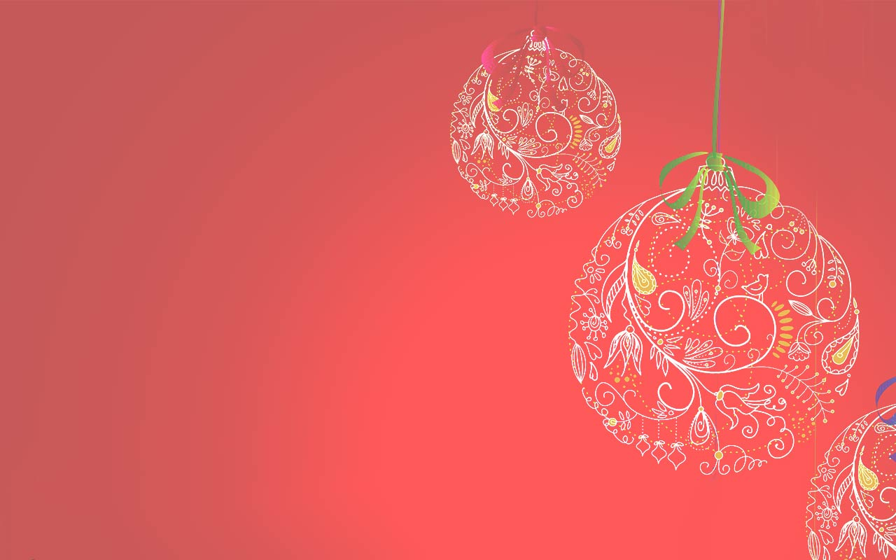 Glass Christmas Balls