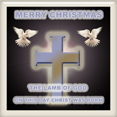 Free Christmas Images - Merry Christmas Images - Christian Images