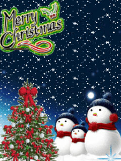 Free Christmas Animations - Free Santa Animations - Clipart