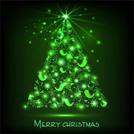 Animated Christmas Trees - Christmas