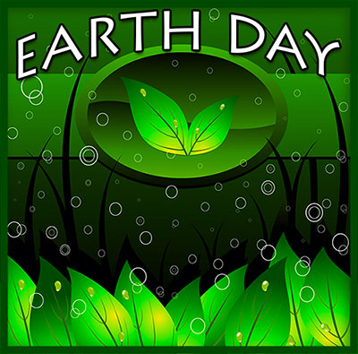 Earth Day green