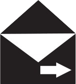 email icon transparent