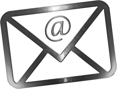 steel envelope for email
