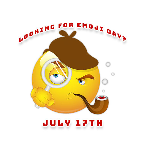 Looking for emoji day?