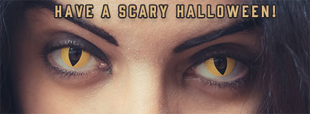 eyes scary Halloween