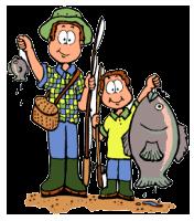 Free Fishing Animations Fishing Clipart Animated Fishing Gifs