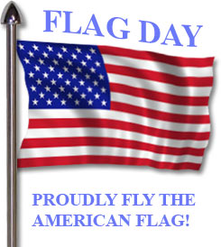 proudly fly the American Flag