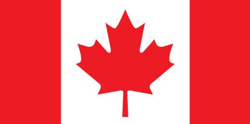 large Canada Flag
