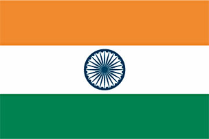 large Indian flag