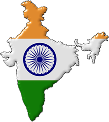 Free Animated India Flags