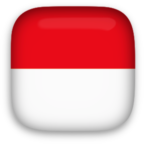 Indonesia Flag clipart