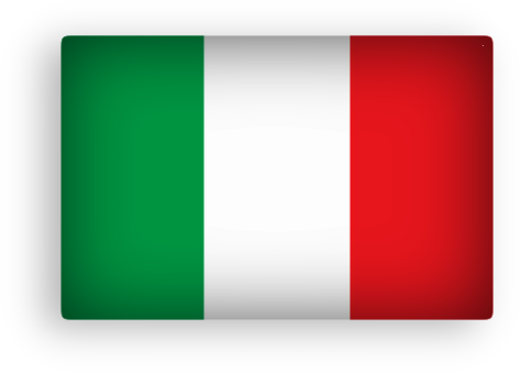 free animated italy flags italian clipart rh fg a com Italian Flag Coloring Page waving italian flag clipart