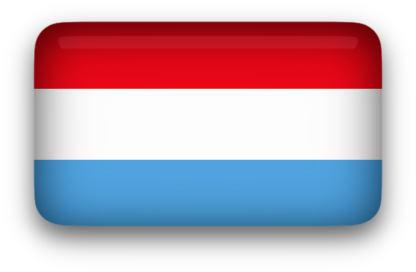 Luxembourg Flag clipart