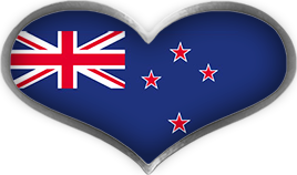 Free Animated New Zealand Flag Gifs - Clipart
