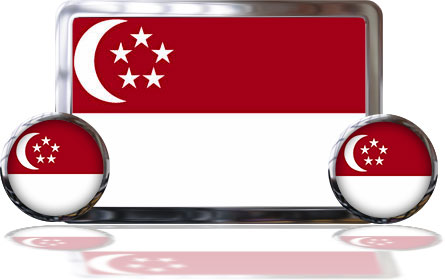 Singapore Flags