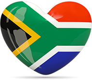 Free Animated South Africa Flag Gifs Clipart