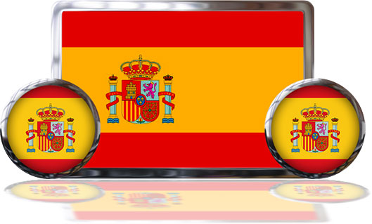 Spanish Flags
