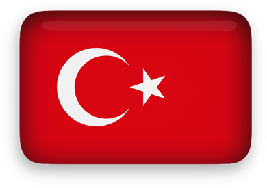 Turkey Flag Clipart