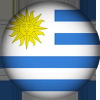 Free Animated Uruguay Flags Clipart - Uruguay flag