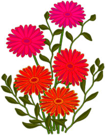 free flowers butterflies animated gifs clipart
