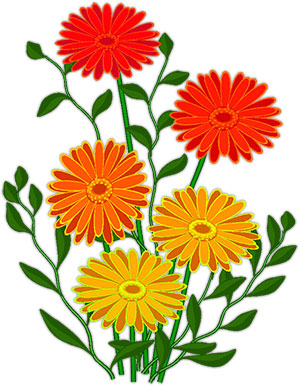 free flowers animated graphics gifs