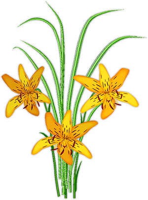 flowering plant gifs clipart