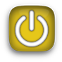 yellow power icon