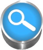 blue steel search icon