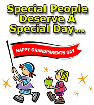 Special People Grandparents Day