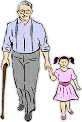 grandparents day clipart animated gifs