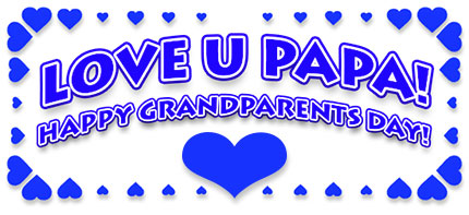 free grandparents day clipart gifs