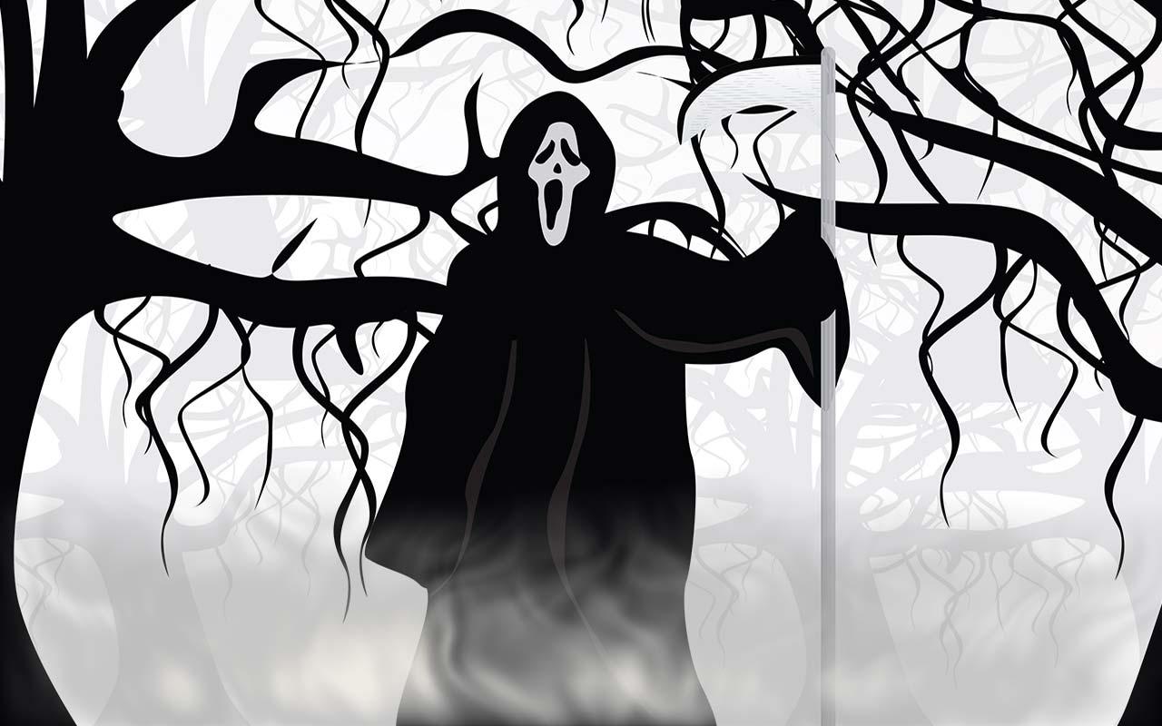 Free Halloween Backgrounds Wallpapers