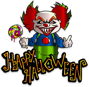 Happy Halloween Clipart Animated   Halloween Clipart Trick or Treat   Daily  Roabox