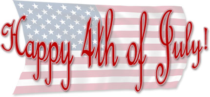 Image result for 4th of july clip art