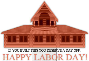 you deserve labor day off