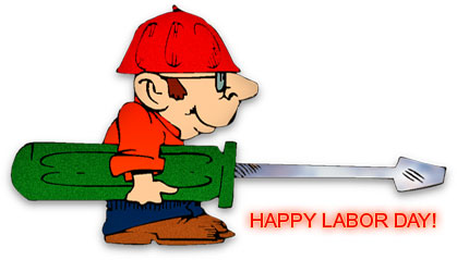 Labor Day Clip Art Gifs And Jpegs
