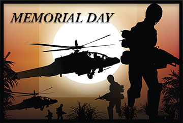 Memorial Day - Soldiers