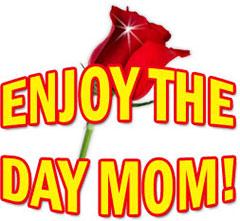 enjoy mom clipart