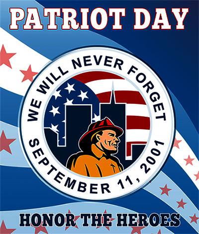Patriot Day Heroes