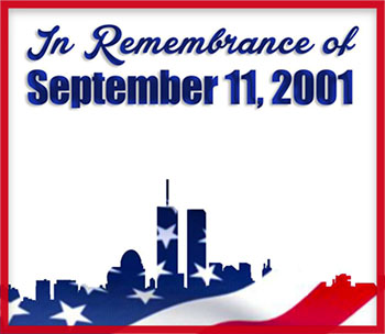 remembrance of 9/11